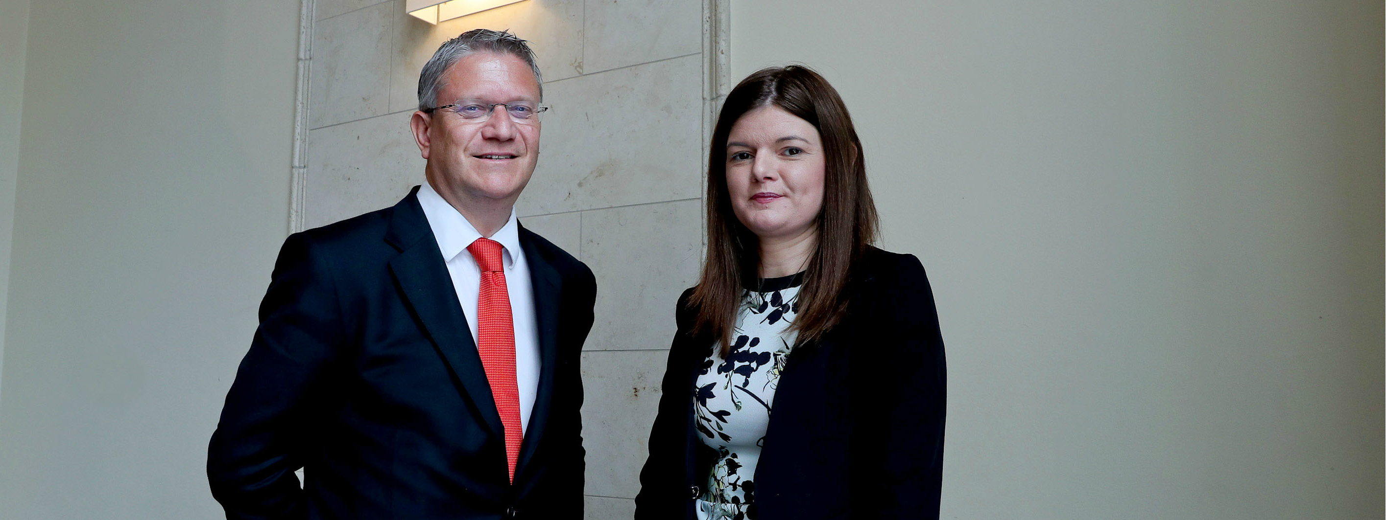 Co-Chairs - Andrew Rosindell MP & Kathleen Funchion TD