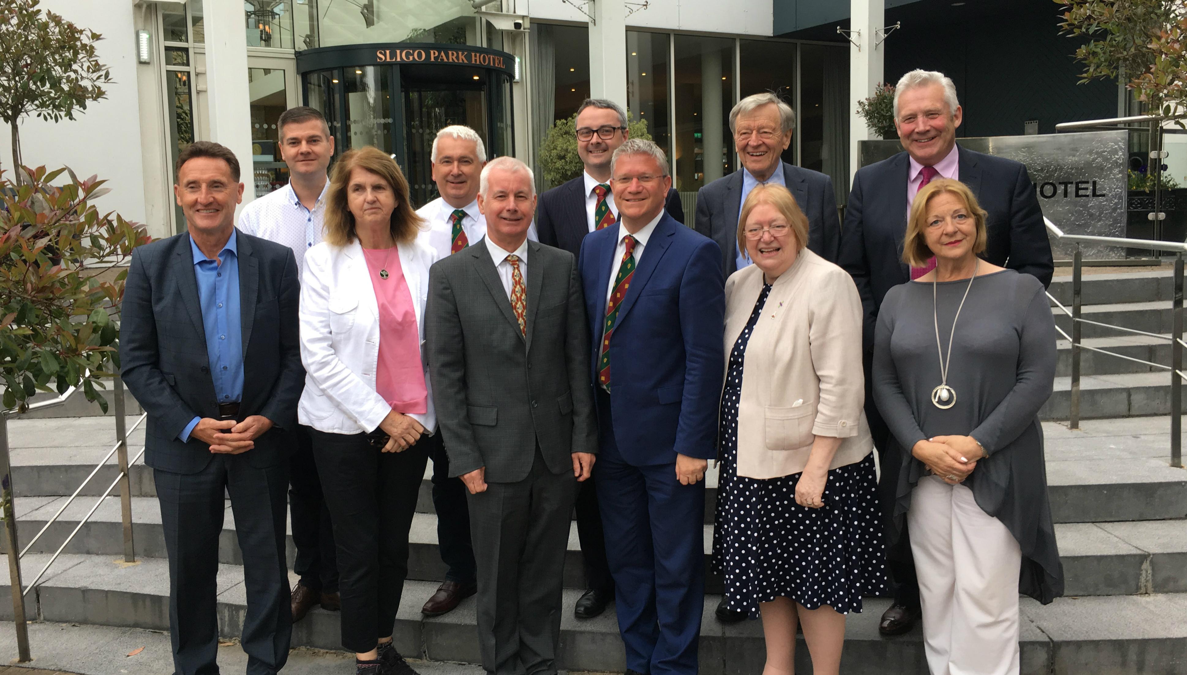 British Irish Parliamentary Assembly Welcome